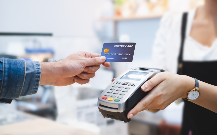 Credit/Debit Card Deposit